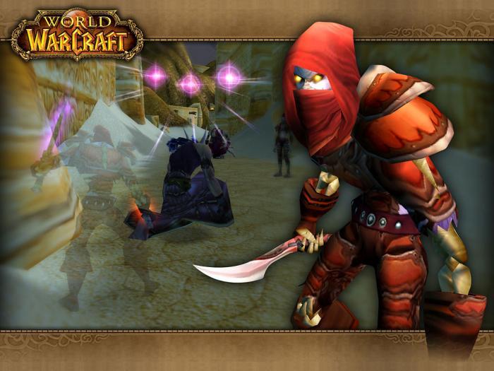 World of Warcraft Rogue Wallpaper Mac   Download 700x525