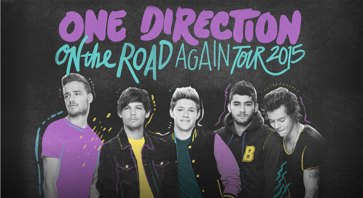 One Direction 2015 Wallpaper One direction australia 2015 1160x634