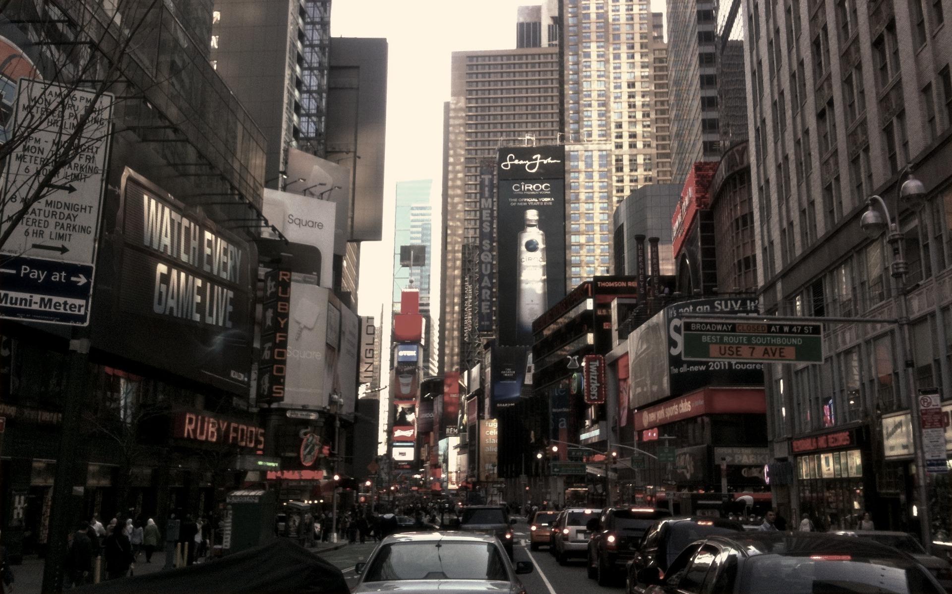 Theme Bin Blog Archive New York City HD Wallpaper 1920x1198