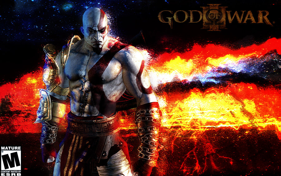 Free Download Best 7 God Of War Wallpapers Hd 1080p 900x563