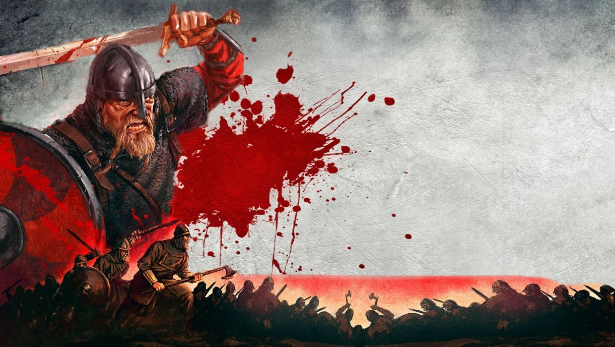 TURISAS folk metal heavy warrior blood battle g wallpaper 1239x700