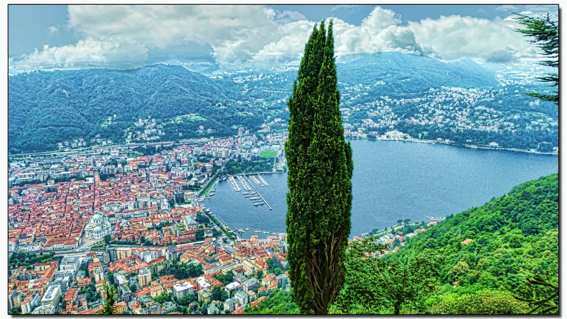 Lake Como High Resolution Wallpaper   Travel HD Wallpapers 1920x1081