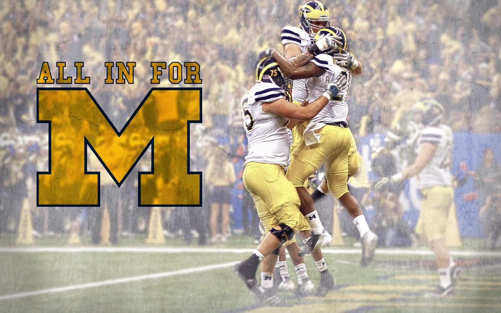 Michigan Wolverines 1600x1000