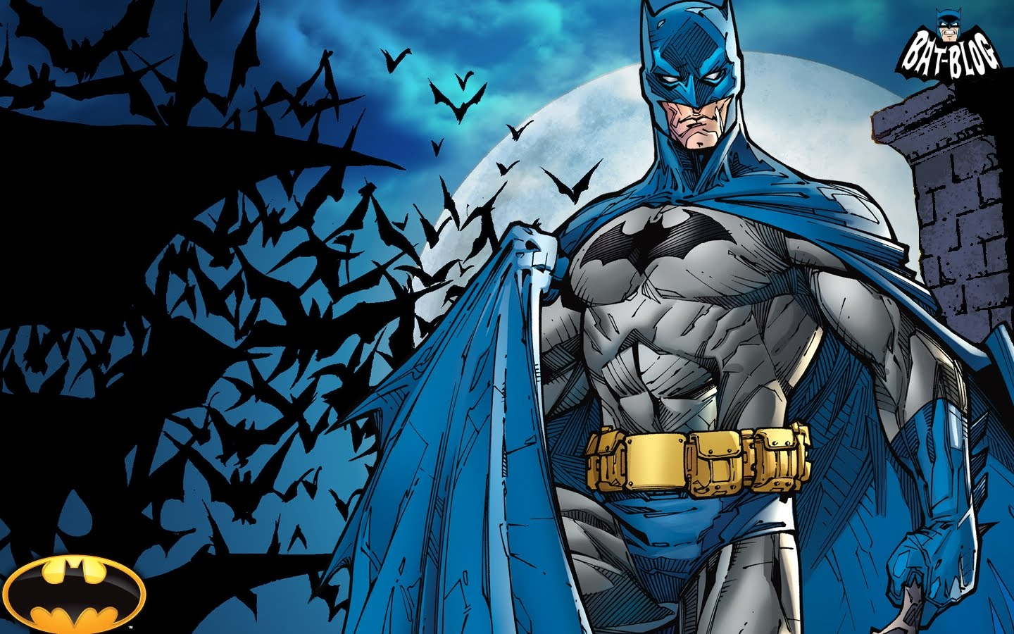 BATMAN TOYS and COLLECTIBLES New BATMAN LIVE Desktop Background 1440x900