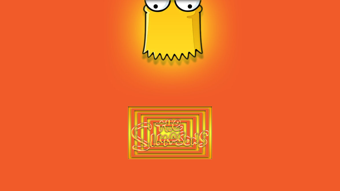 Bart Simpson wallpaper by micycle 1191x670