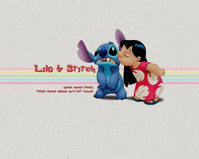 Lilo and Stitch Wallpaper by KiLLeRBuNnY69 800x640