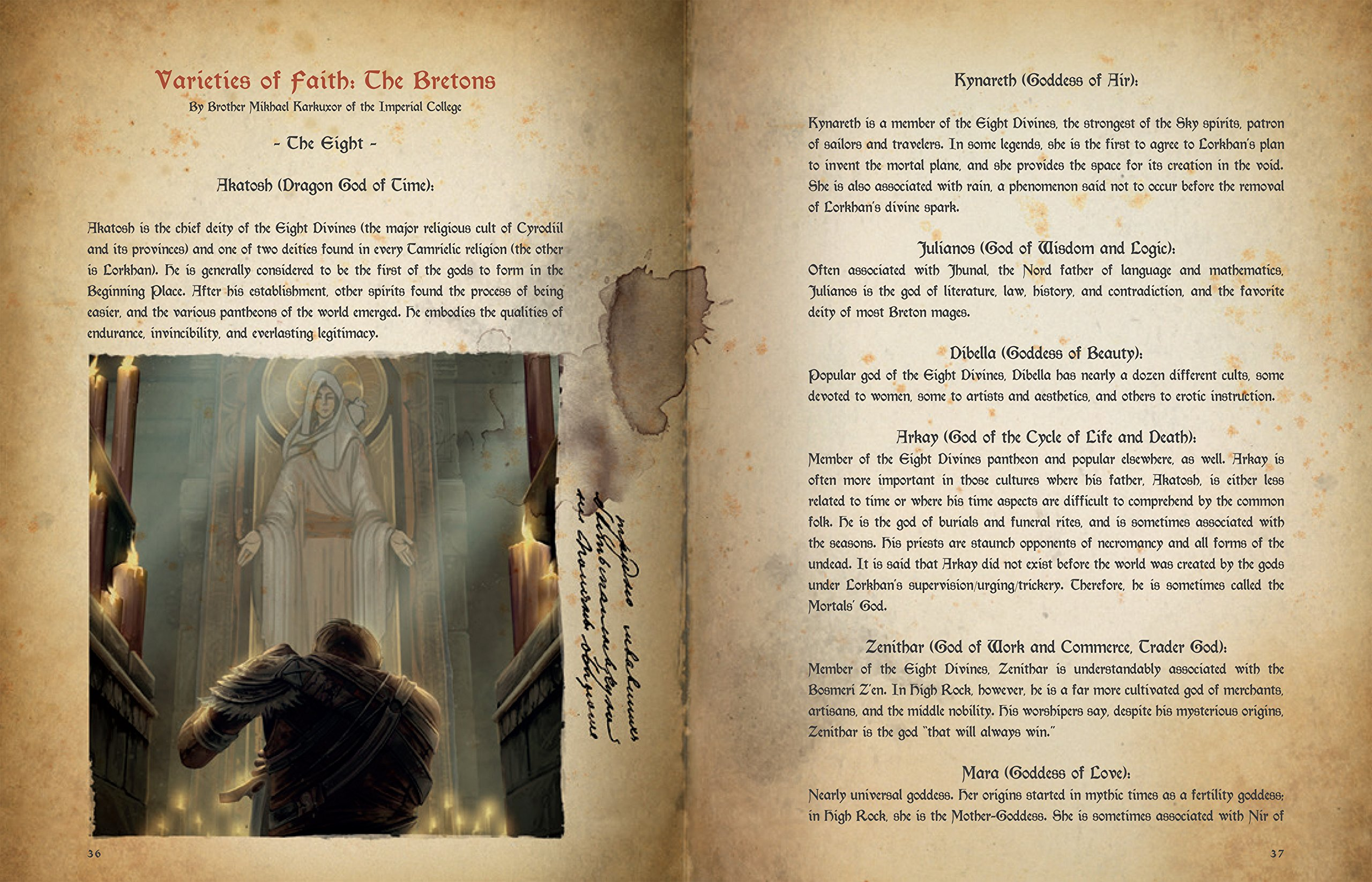Amazoncom The Elder Scrolls Online Tales of Tamriel Book I 2560x1646
