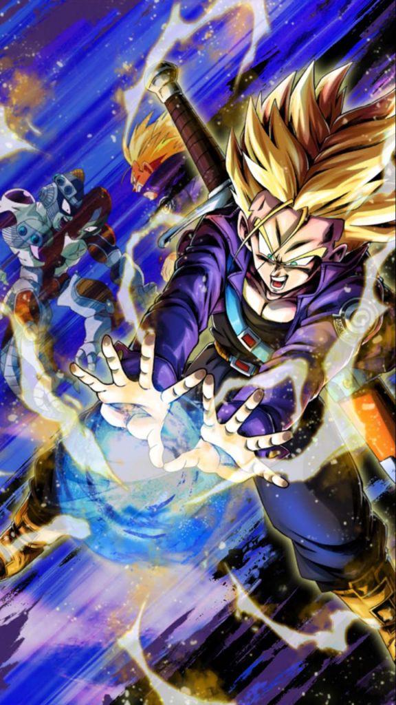 Iphone Dragon Ball Legends Wallpaper