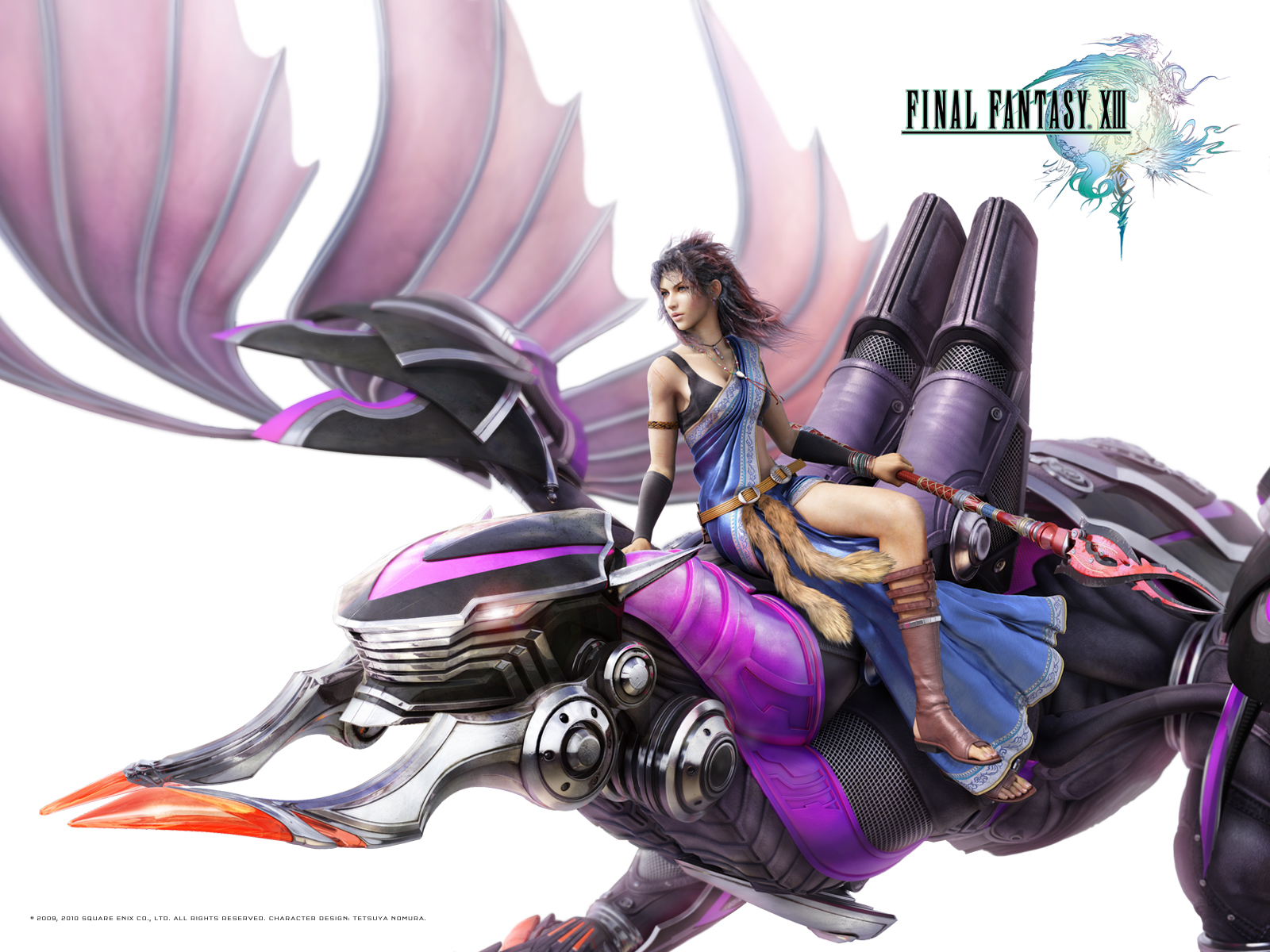 Final Fantasy XIII FFXIII FF13   Wallpapers 1600x1200