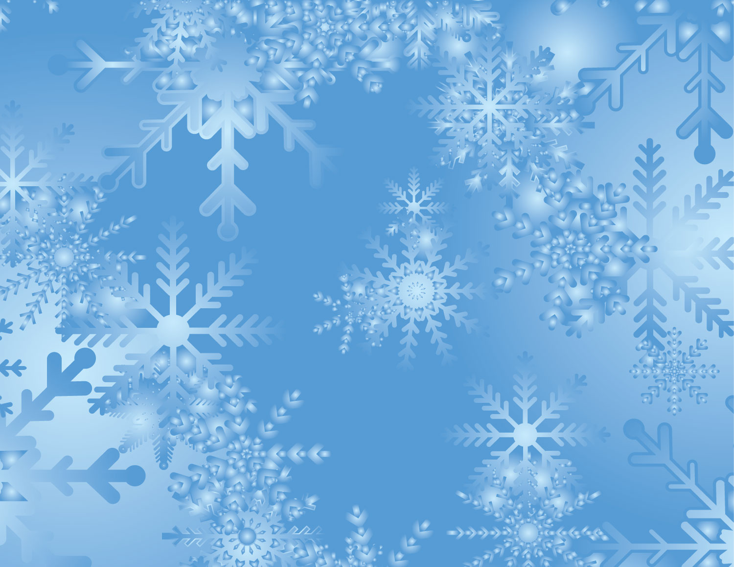 Snowflake backgrounds wallpapersafari