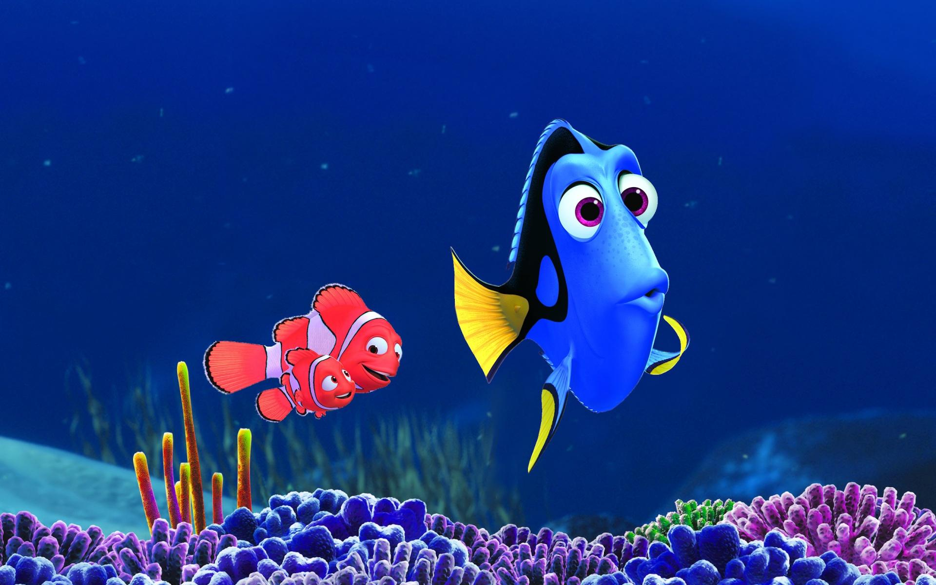 Finding Dory Trailer Footage Premieres at Cannes New Nemo Sequel 1920x1200