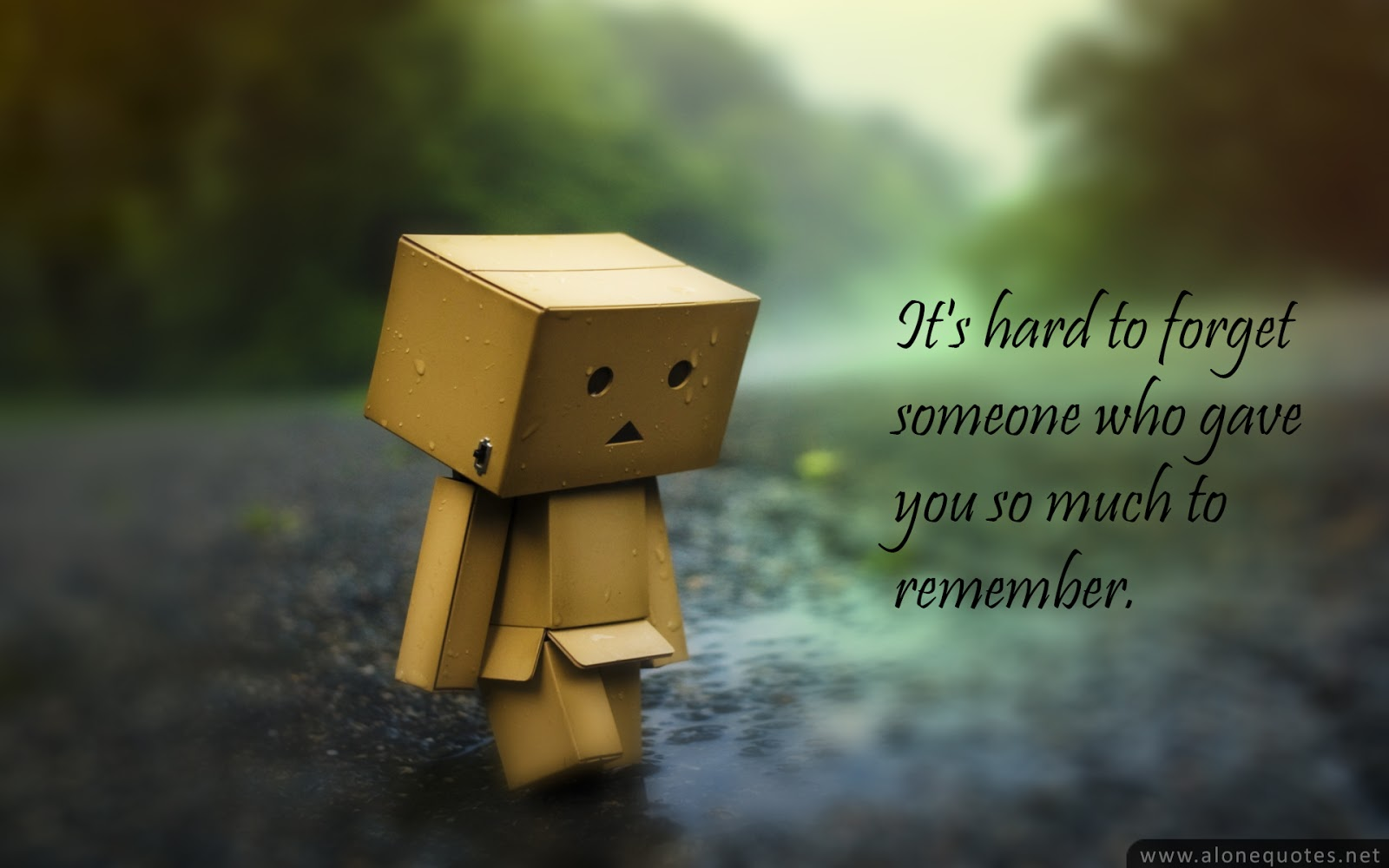 Alone hd wallpapers with quotes 1600x1000
