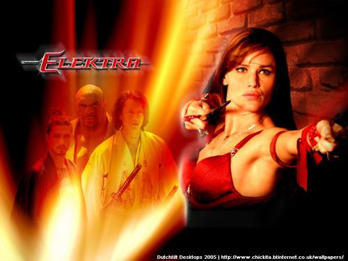 Elektra   Marvel Comics Wallpaper 3980594 500x375