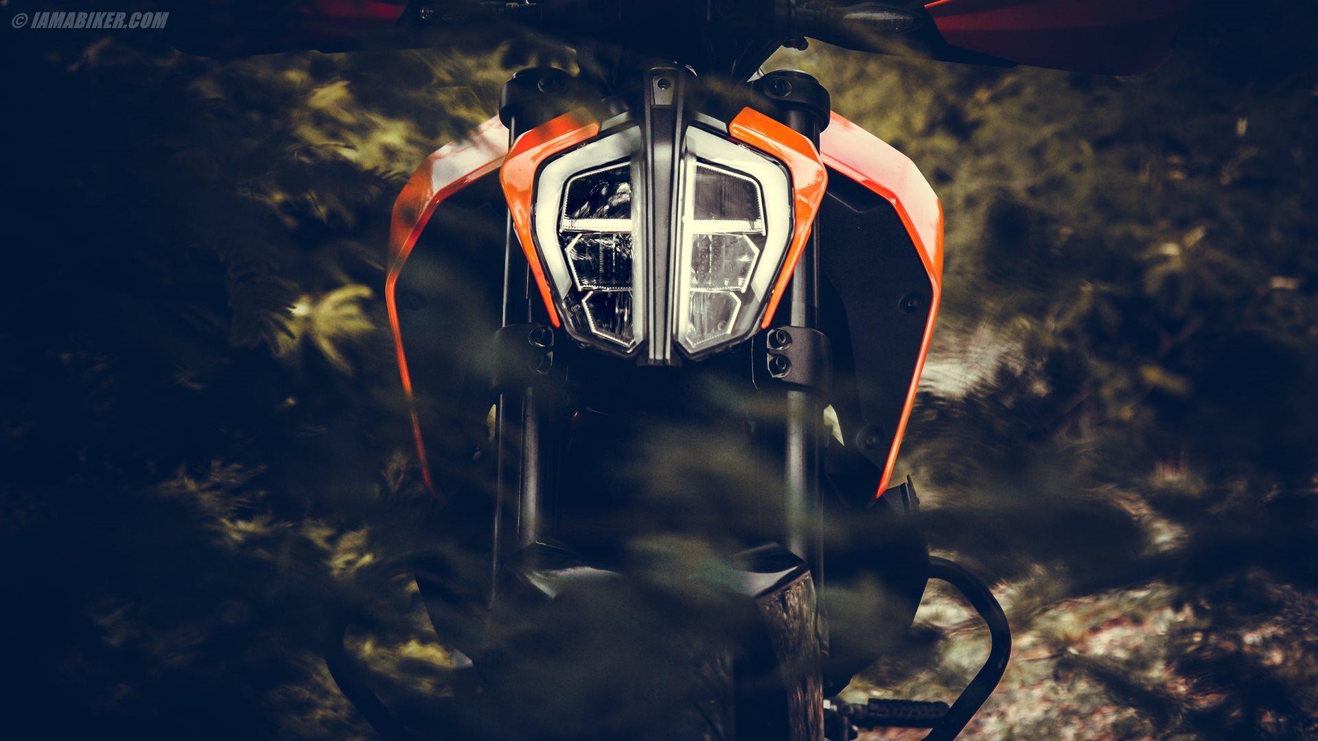 2017 KTM Duke 390 HD wallpapers IAMABIKER   Everything Motorcycle 1920x1080
