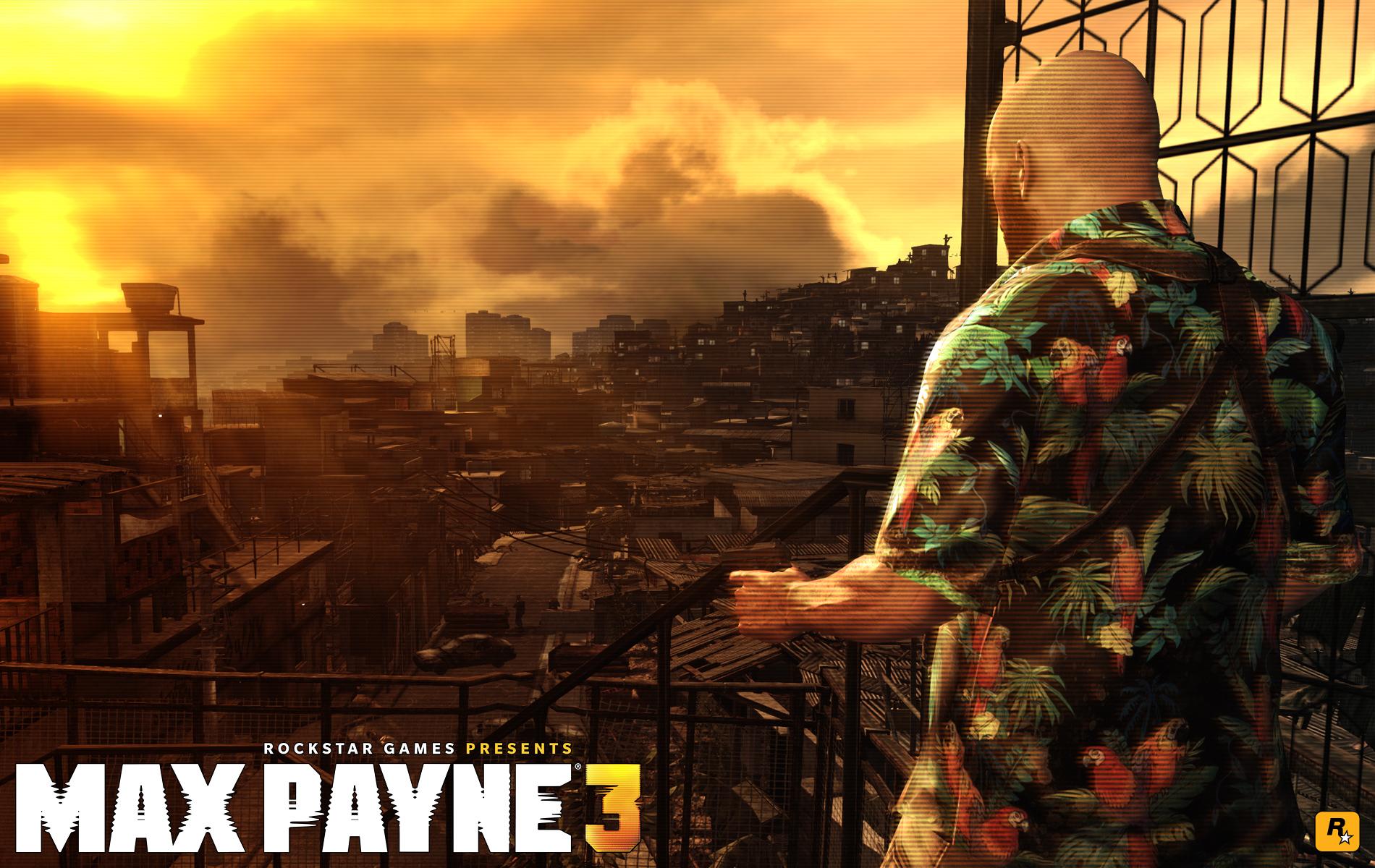 Free Download Max Payne 3 City Wallpaper Max Payne 3 Classic Max