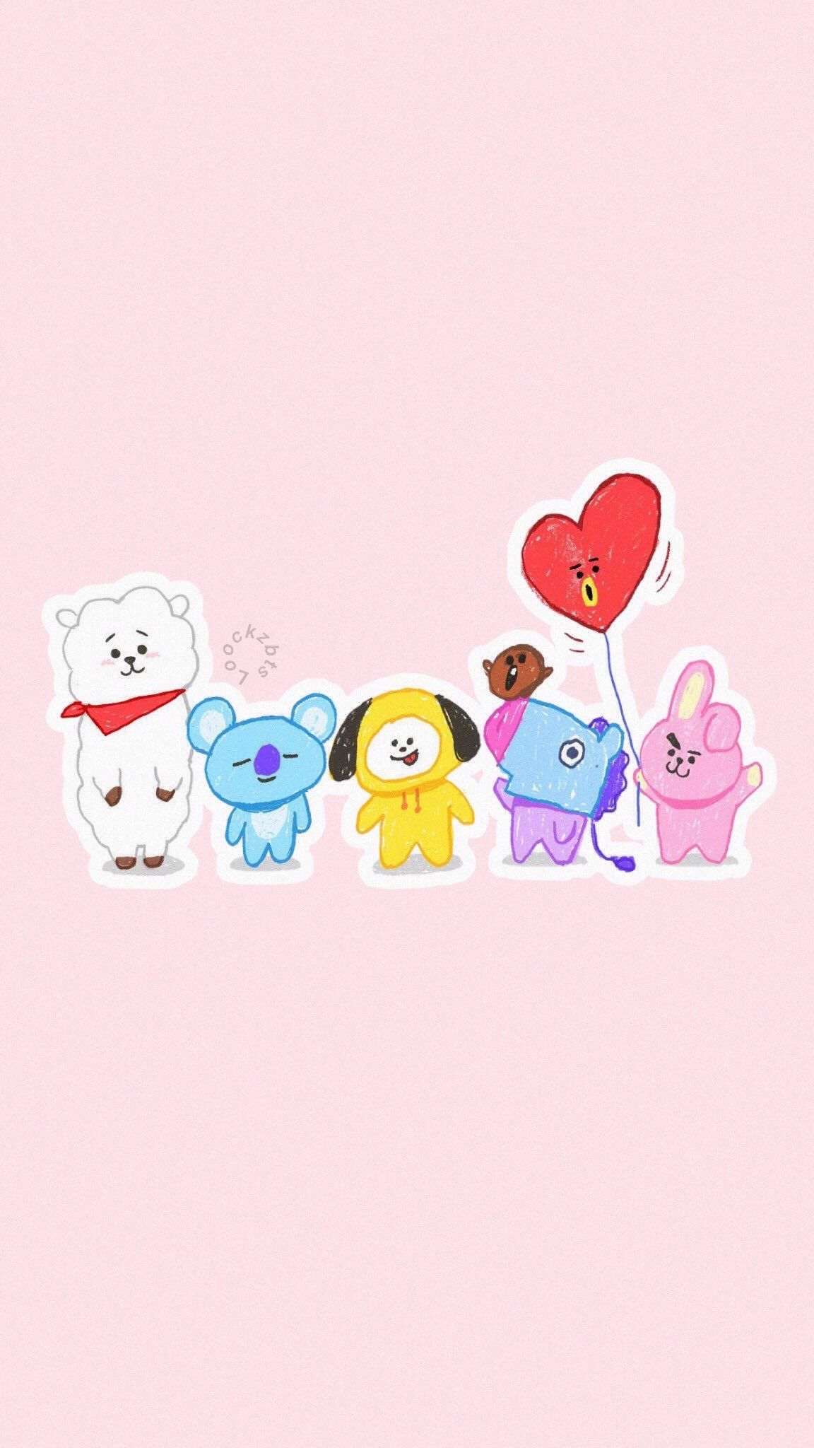 bts bt21 BTS love Pinterest BTS Wallpaper 1152x2048