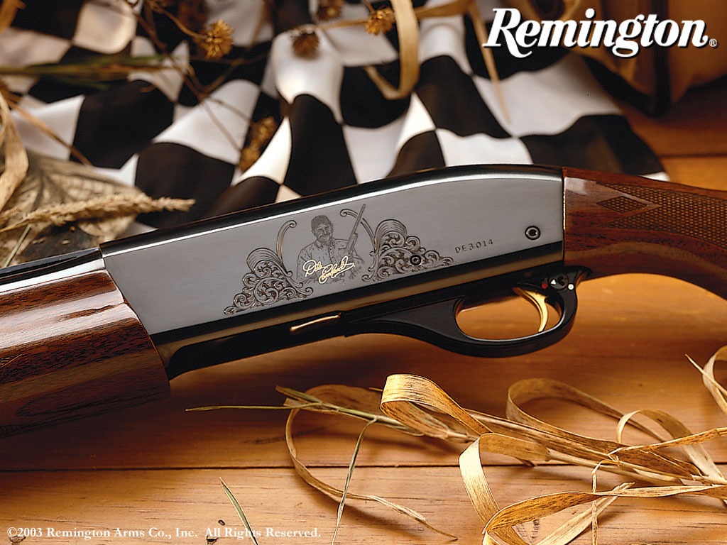 Remington Wallpaper for Pinterest 1024x768