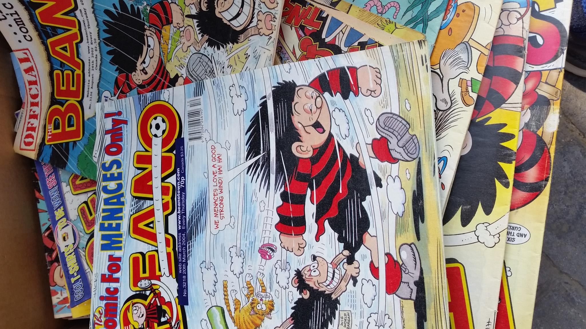 Beano Comic   Tapeline Ltd 2048x1152
