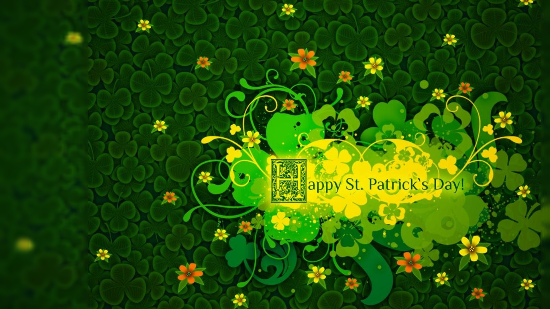 St Patricks Day Desktop Wallpaper 40632 Hd Wallpapers 1920x1080
