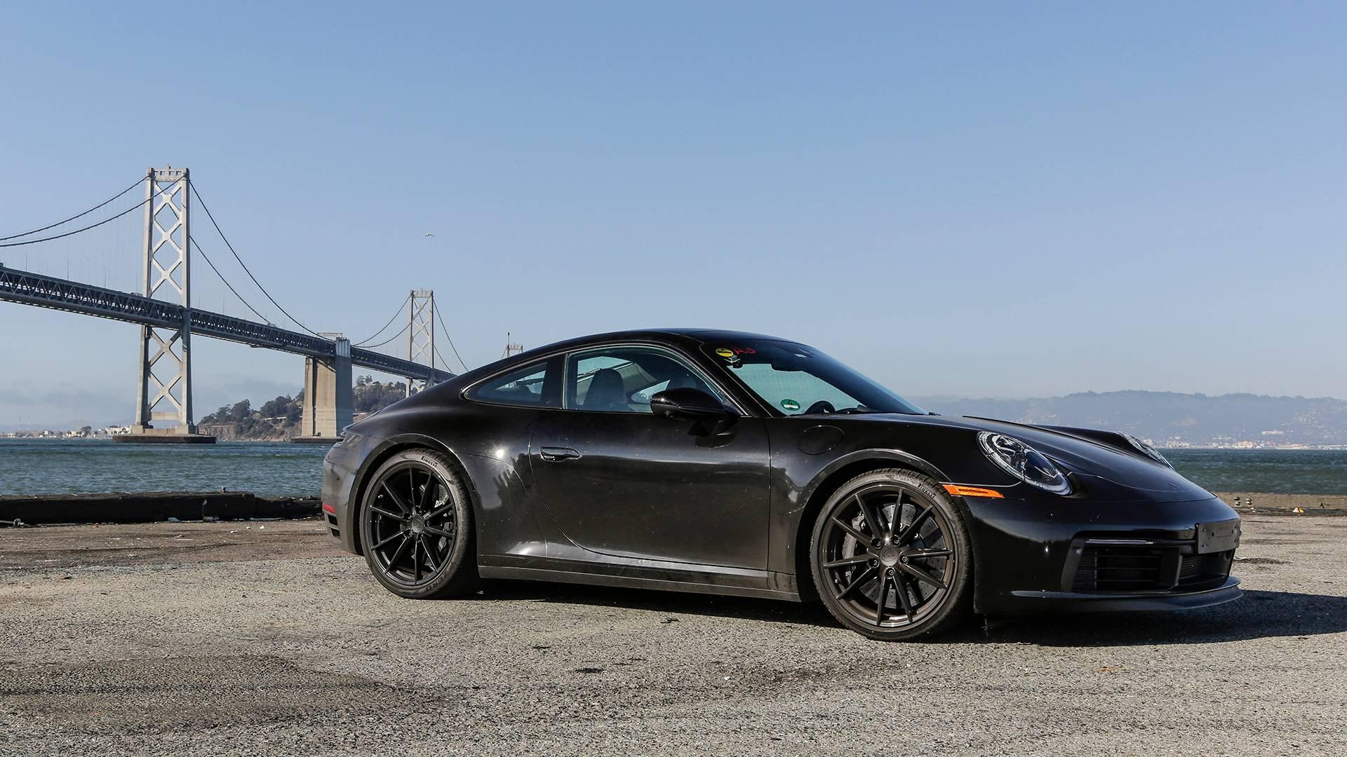 2020 Porsche 911 Images Leaked Ahead Official LA Debut 1920x1080