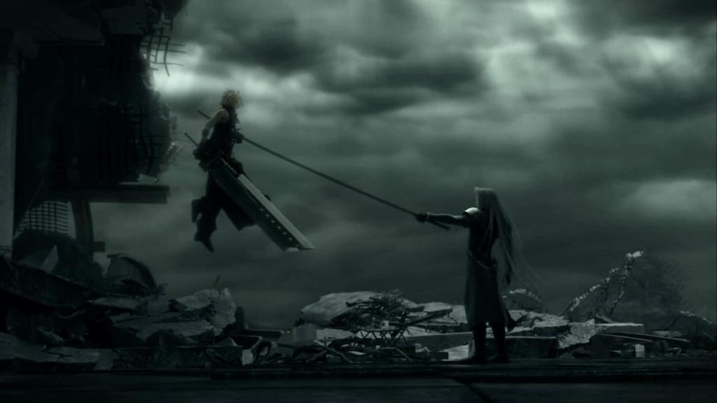 Final Fantasy 7 Sephiroth Wallpapers 1024x576