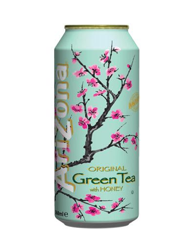 Pin Arizona Green Tea 400x500