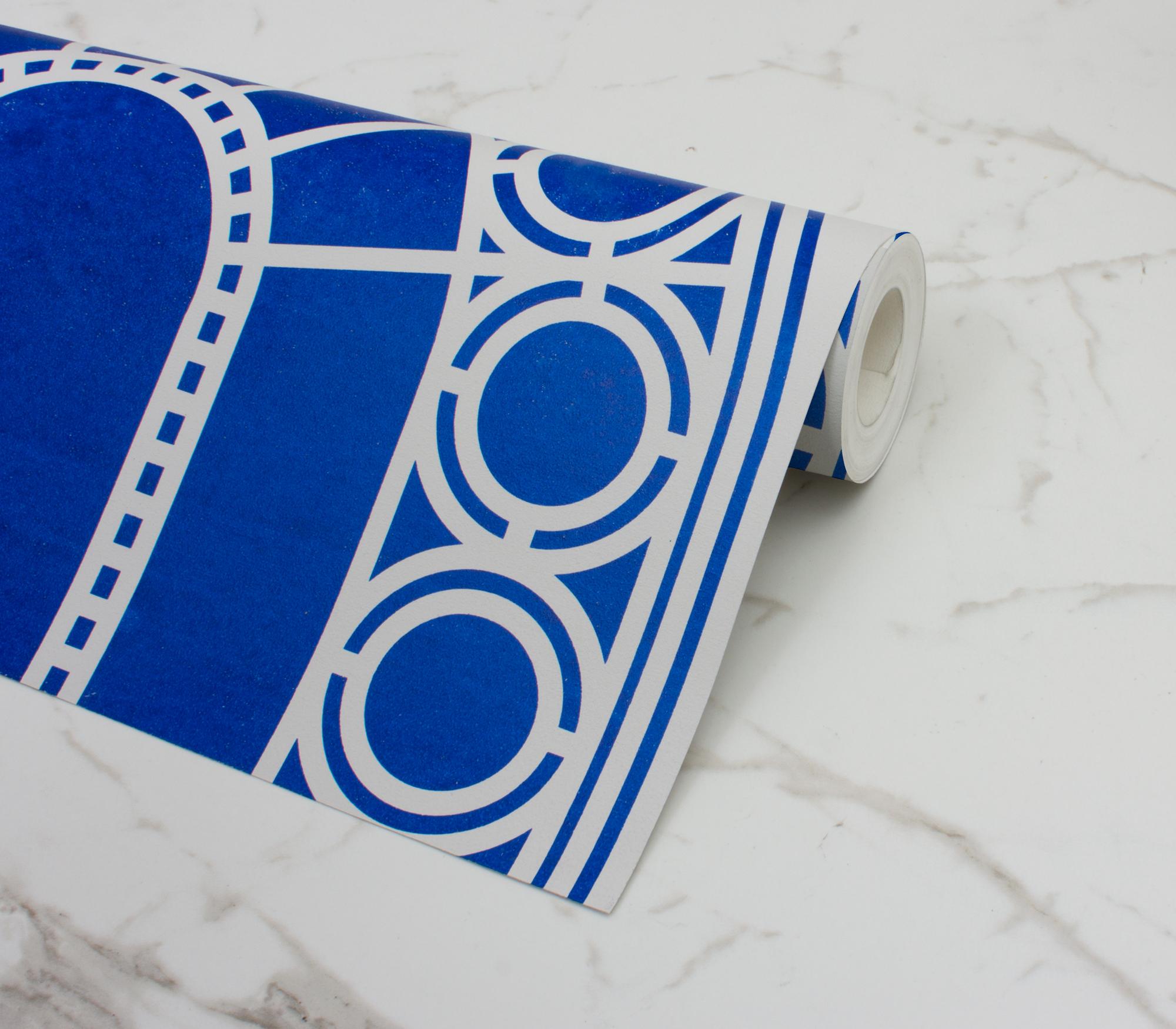 PALLADIAN WALLPAPER BLUE CUSTHOM Shop 2000x1750