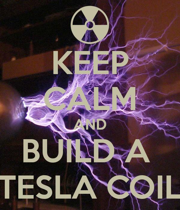 Tesla Wallpaper: Tesla Coil Wallpaper
