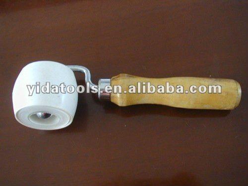 plastic wood rubber roller head Wallpaper Seam Roller 0039025 500x375