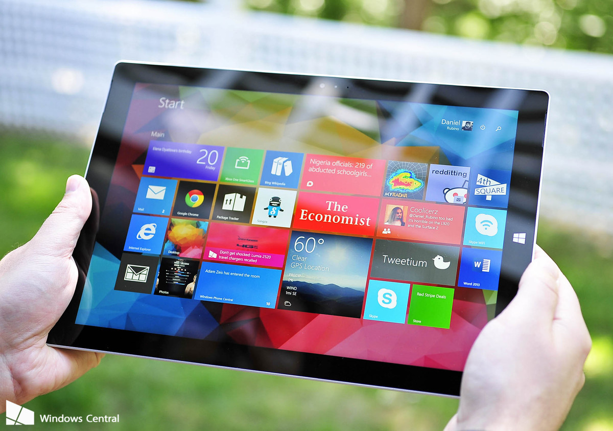 Surface Pro 3 Review Windows Central 1200x843