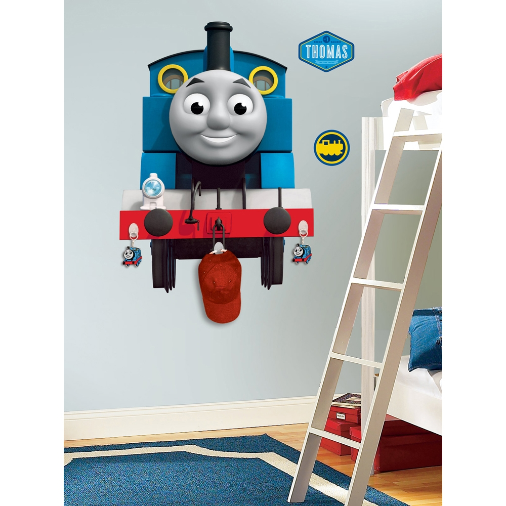 Thomas the Train Wall Decals Stickers Murals Borders 1000x1000