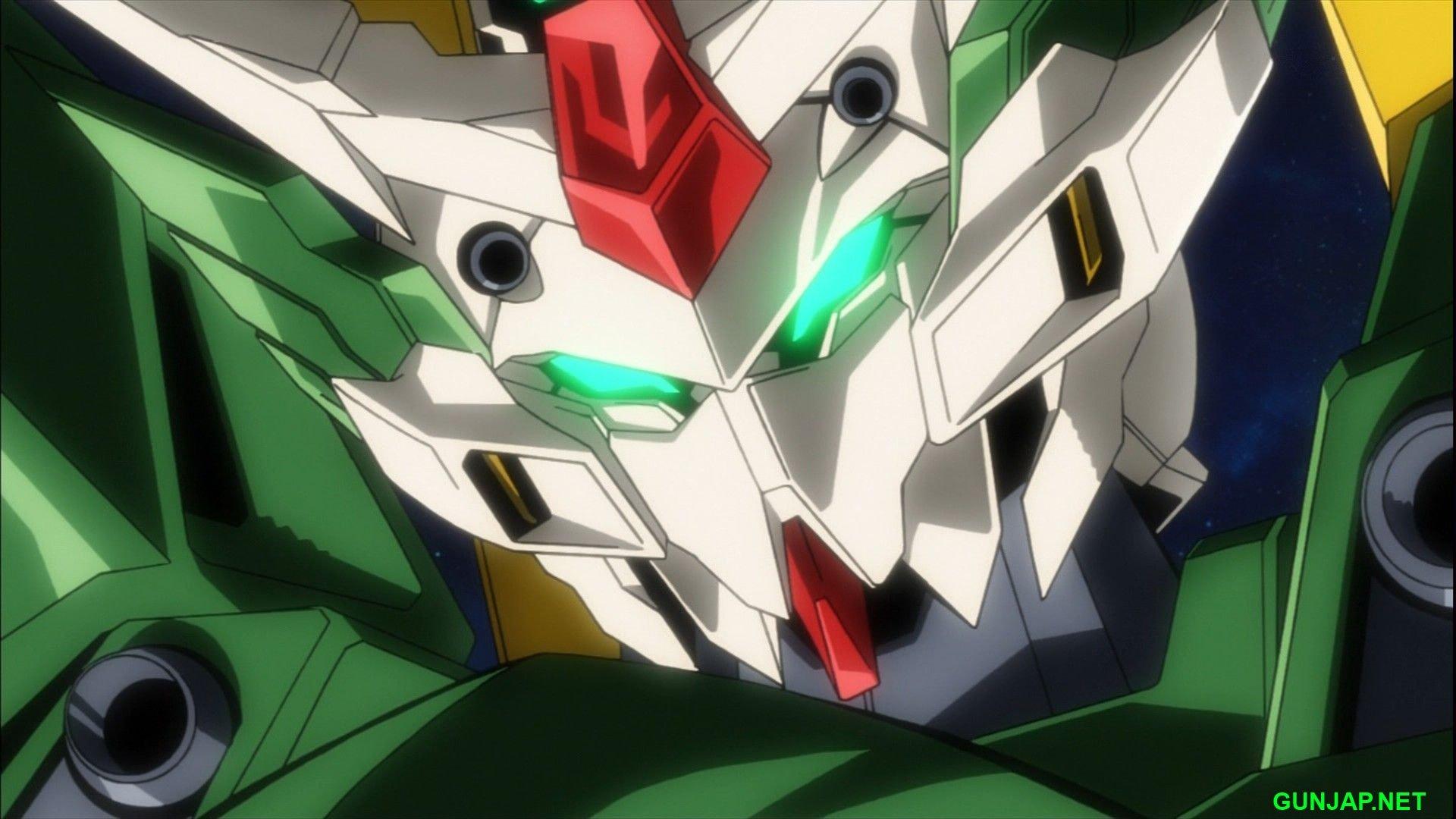 Gundam Fenice Rinascita Gundam Exia Dark Matter Gyan Vulcan 1920x1080