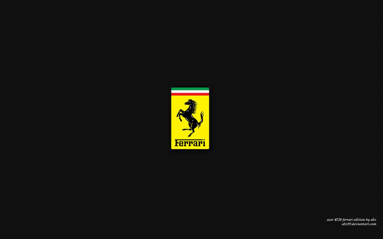 Ferrari Logo Wallpapers Wallpapersafari