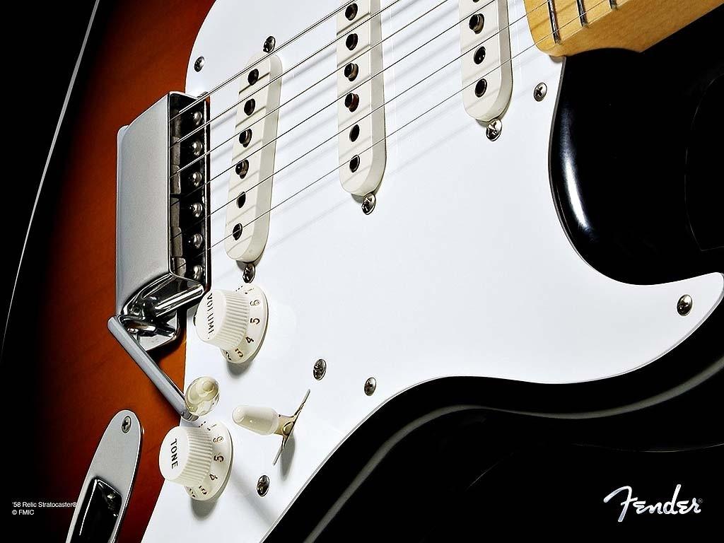 Fender Guitar Wallpapers Guitar wallpaper   fender 1024x768