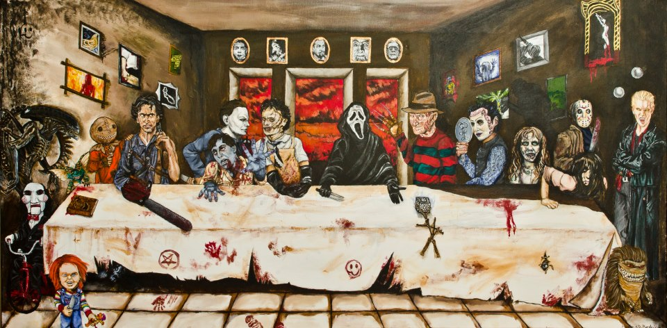 horror icons last supper by mneferta 960x472