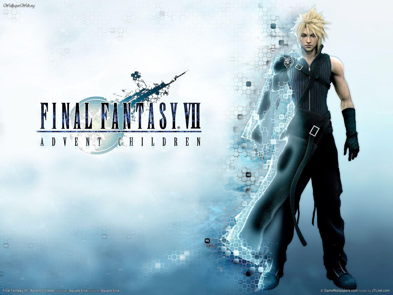Games Final Fantasy Vii Advent Children picture nr 29565 1600x1200