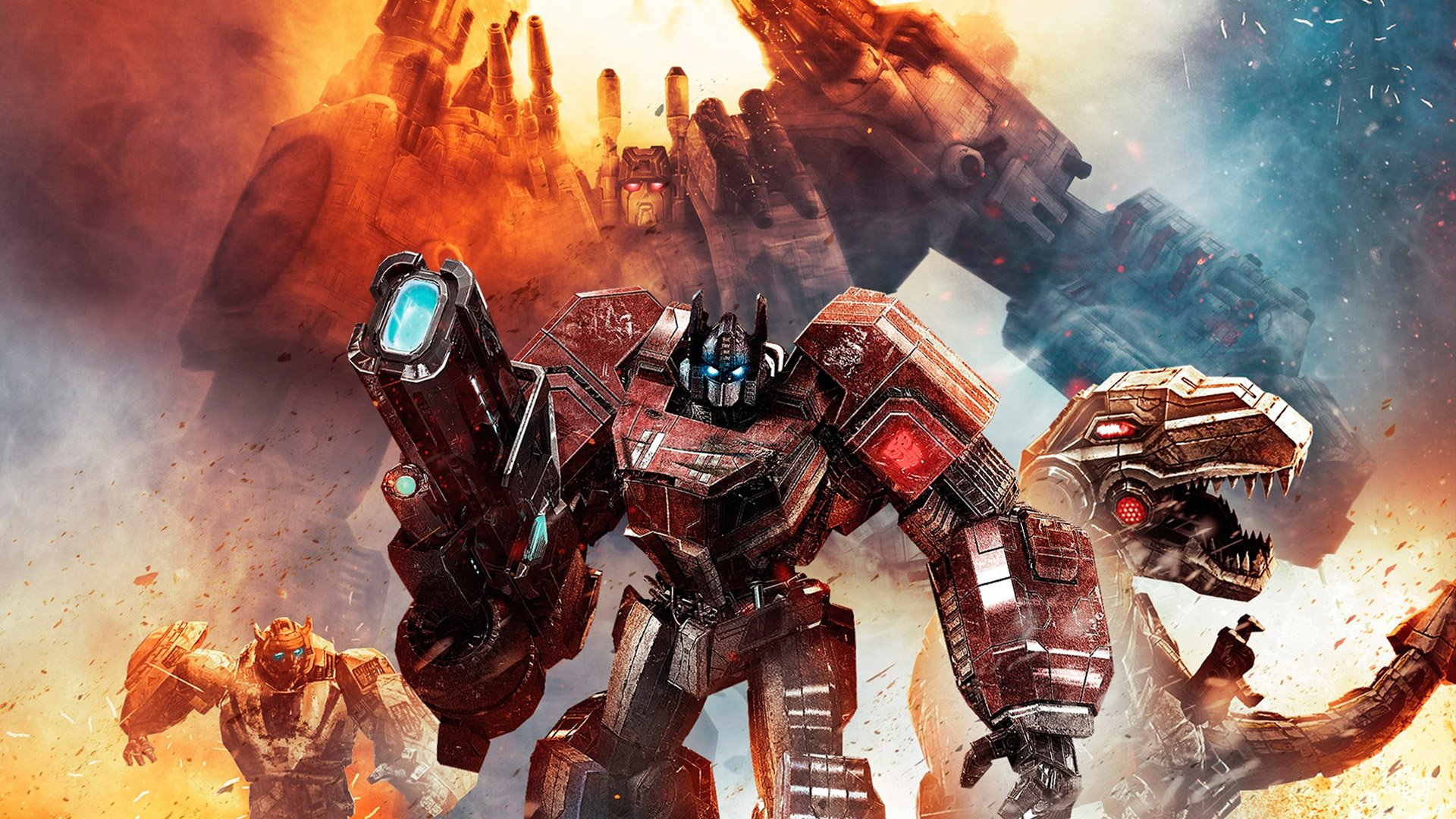 7 Transformers Fall Of Cybertron HD Wallpapers 1920x1080
