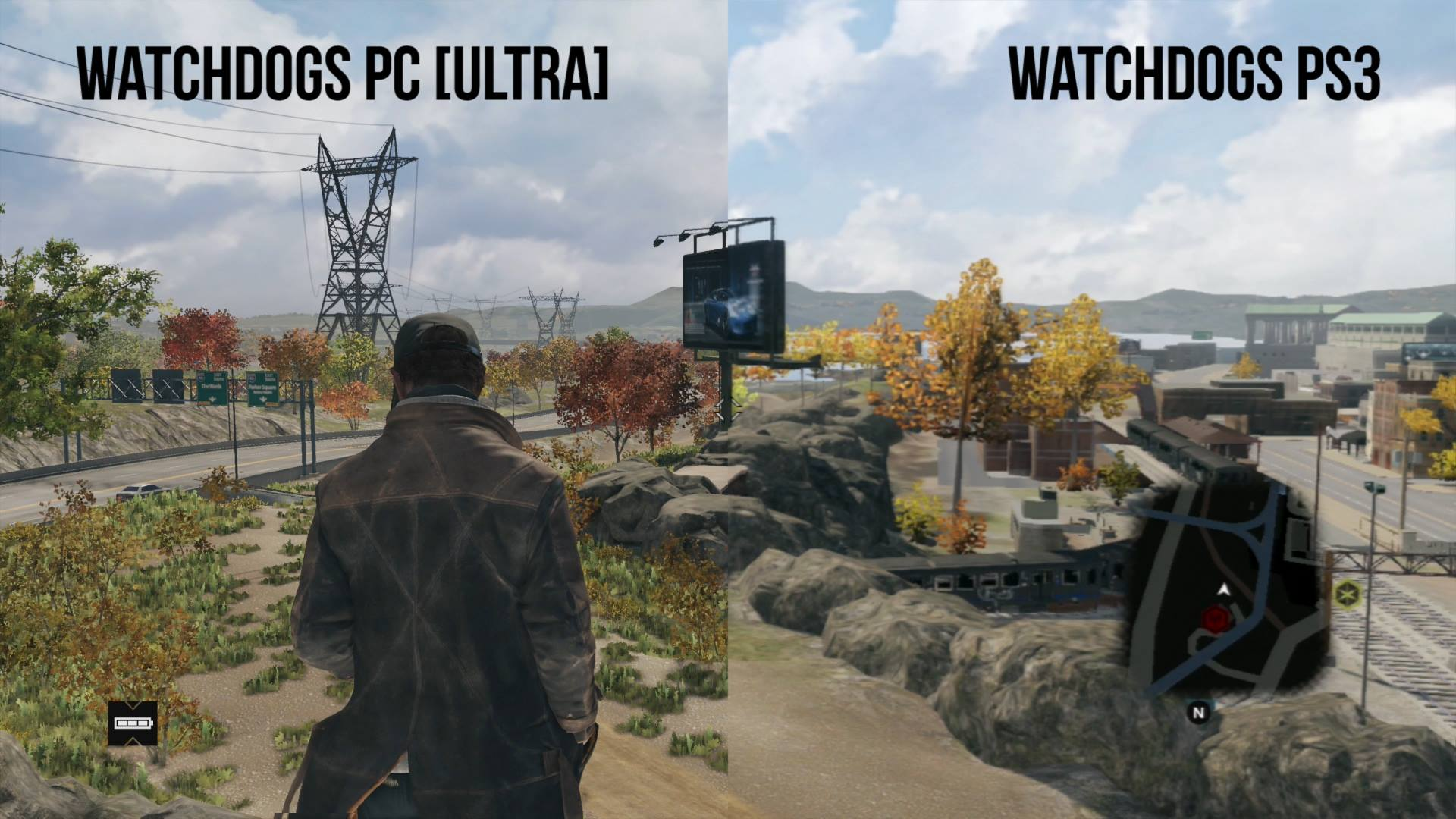 Download Watch Dogs pc vs ps3 thank you based Austin Evans
