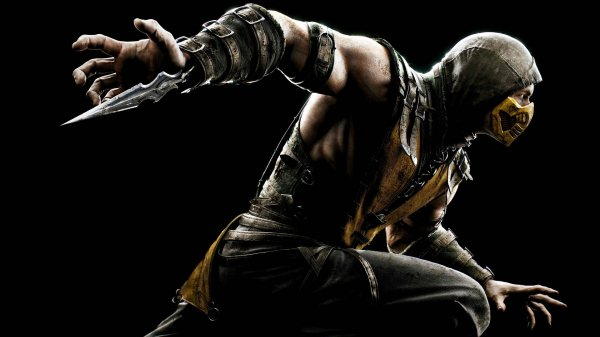 Wallpaper Mortal Kombat X 03 sur PS4 Xbox One WiiU PS3 PS Vita 600x337