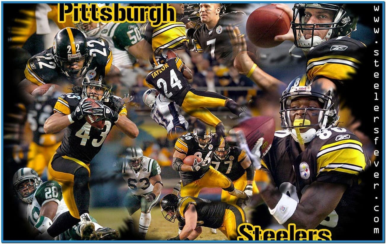 Steelers screensavers and wallpaper   Download 1303x823