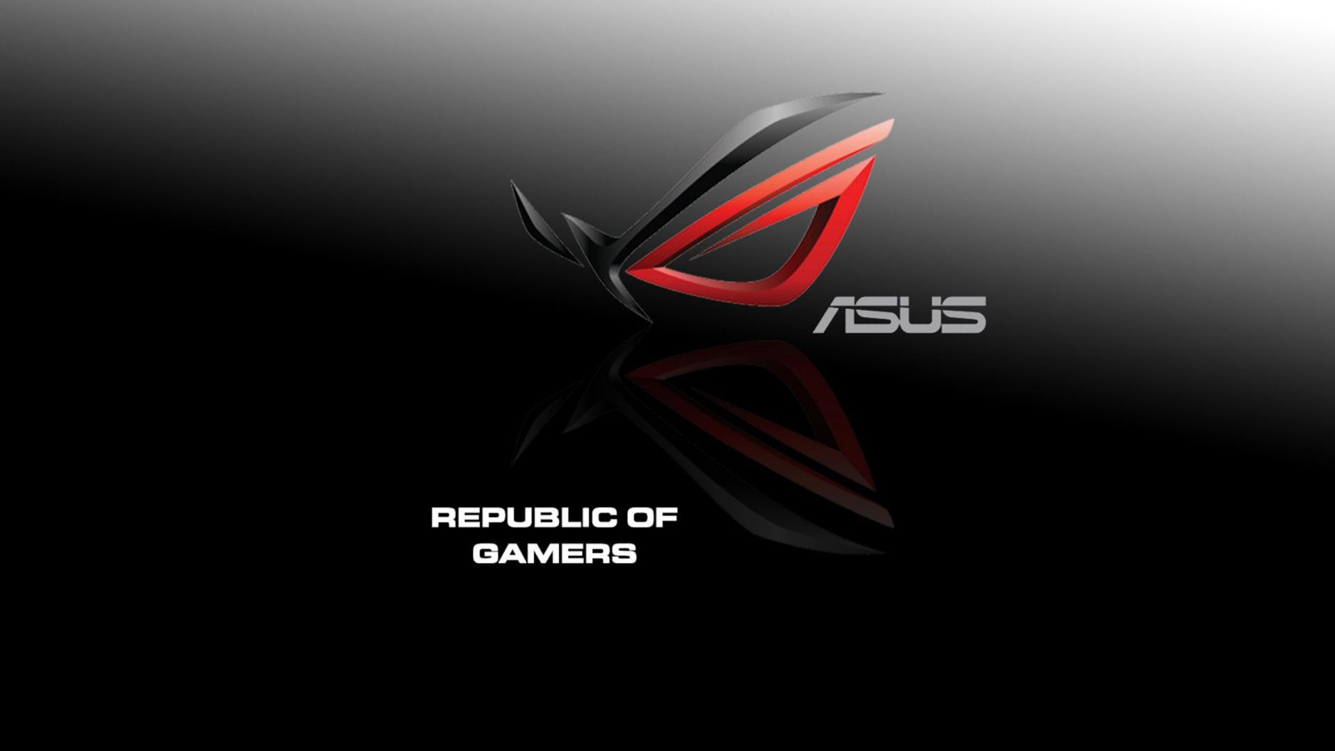 Asus Rog Wallpaper 1920x1080 Wallpapersafari