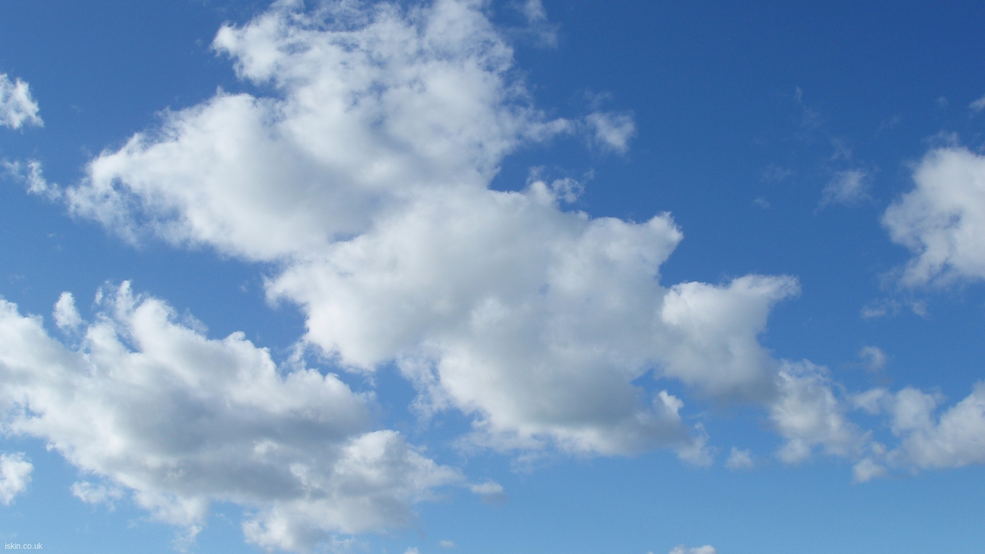 Blue Sky Desktop Wallpaper