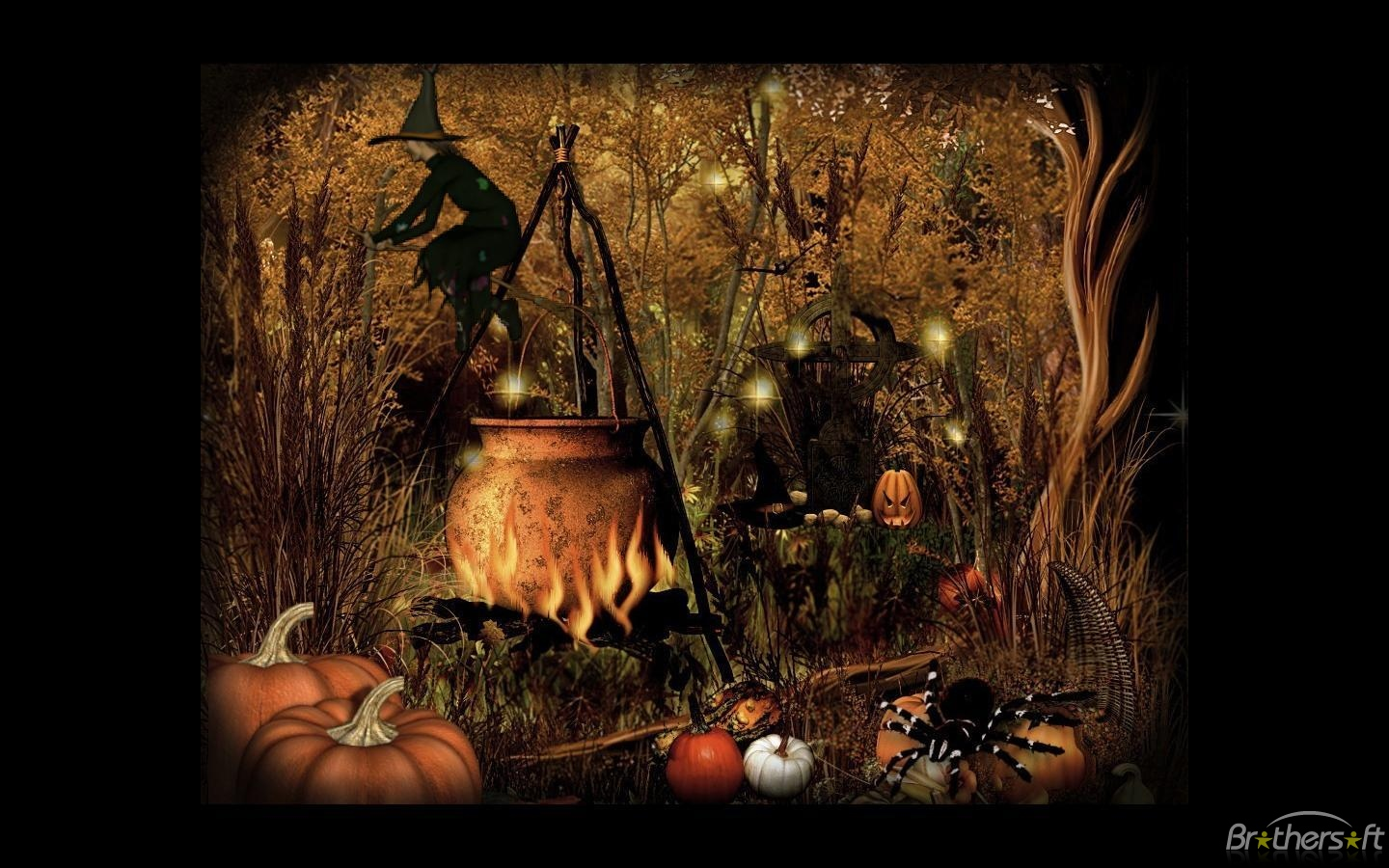 Halloween Screensavers With Sound Best Hd Wallpapers 1440x900