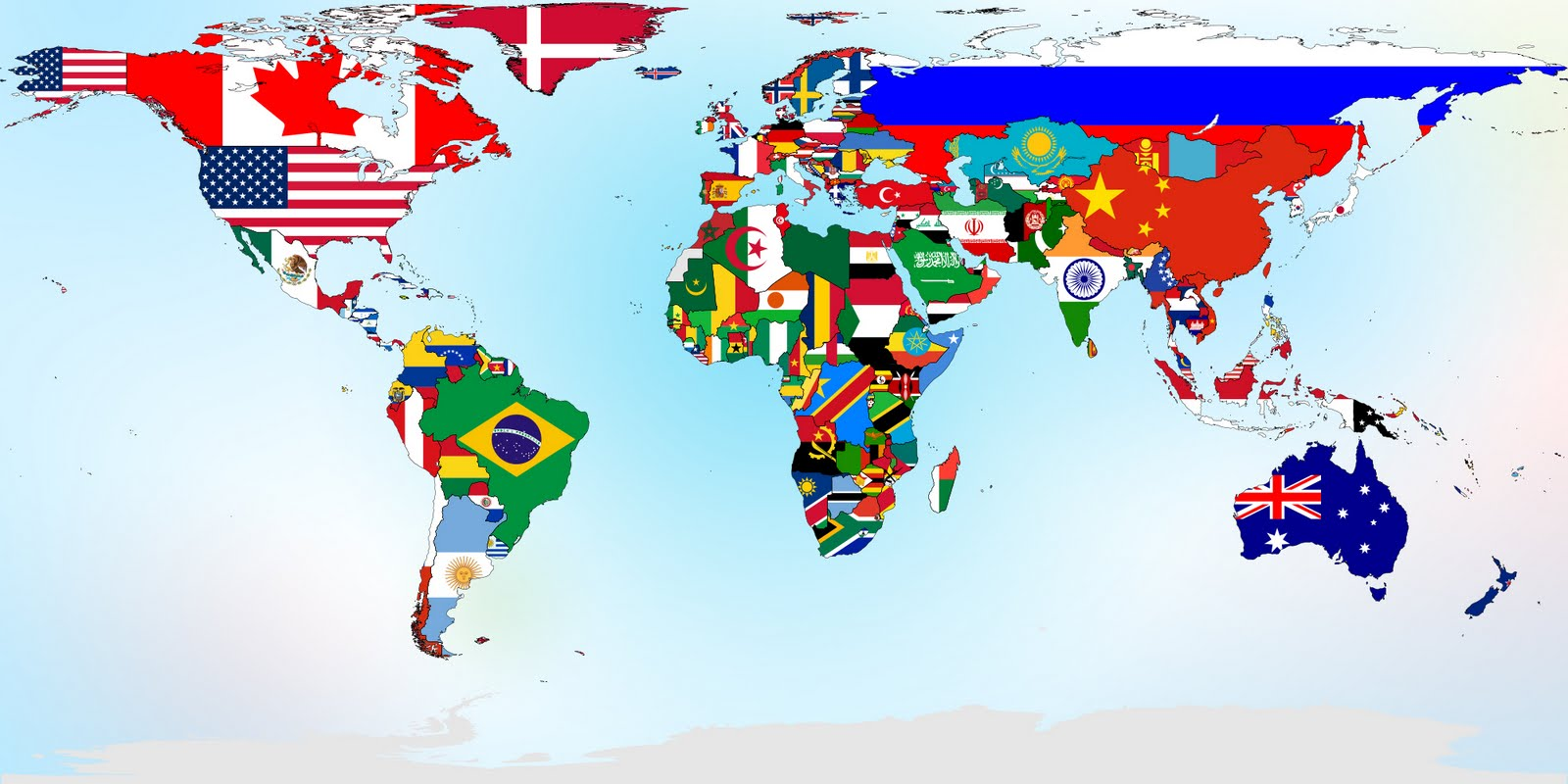 Map Wallpapers World Flag Map Wallpapers 1600x800