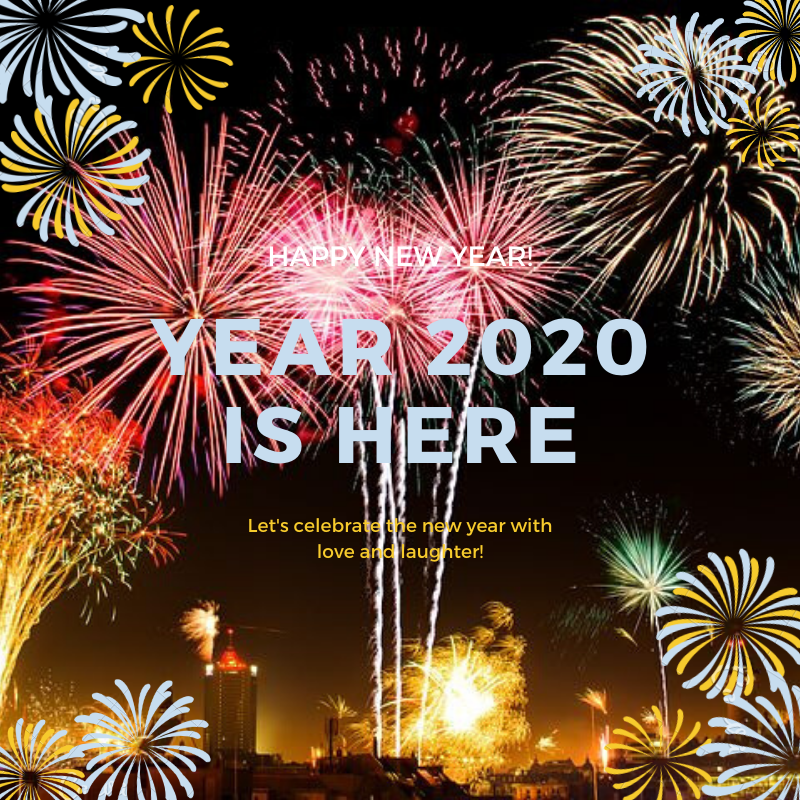 Best Top Happy New Year 2020   Images Wishes Quotes Greetings 800x800