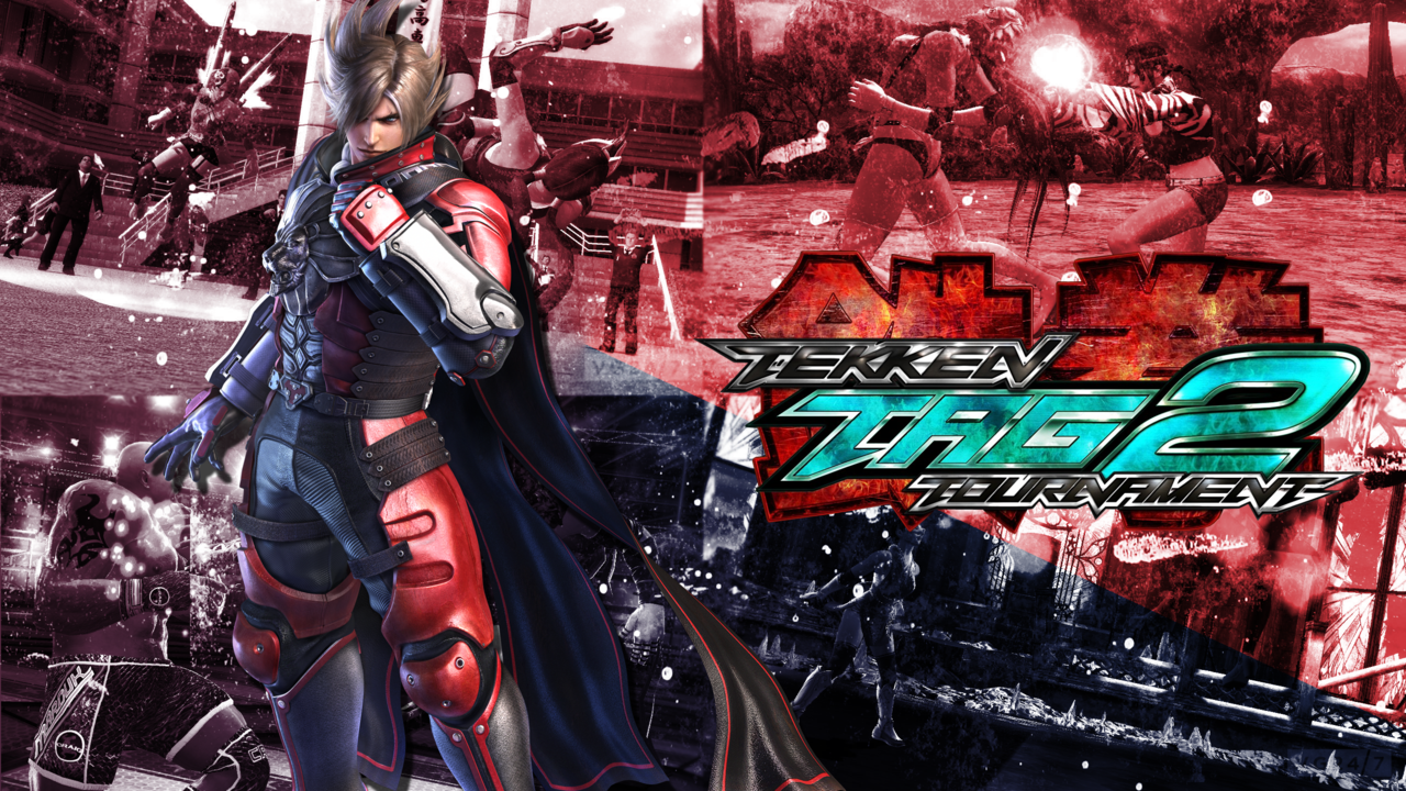 Tekken Tag Tournament 2   Lars Wallpaper by Elvin Jomar 1280x720