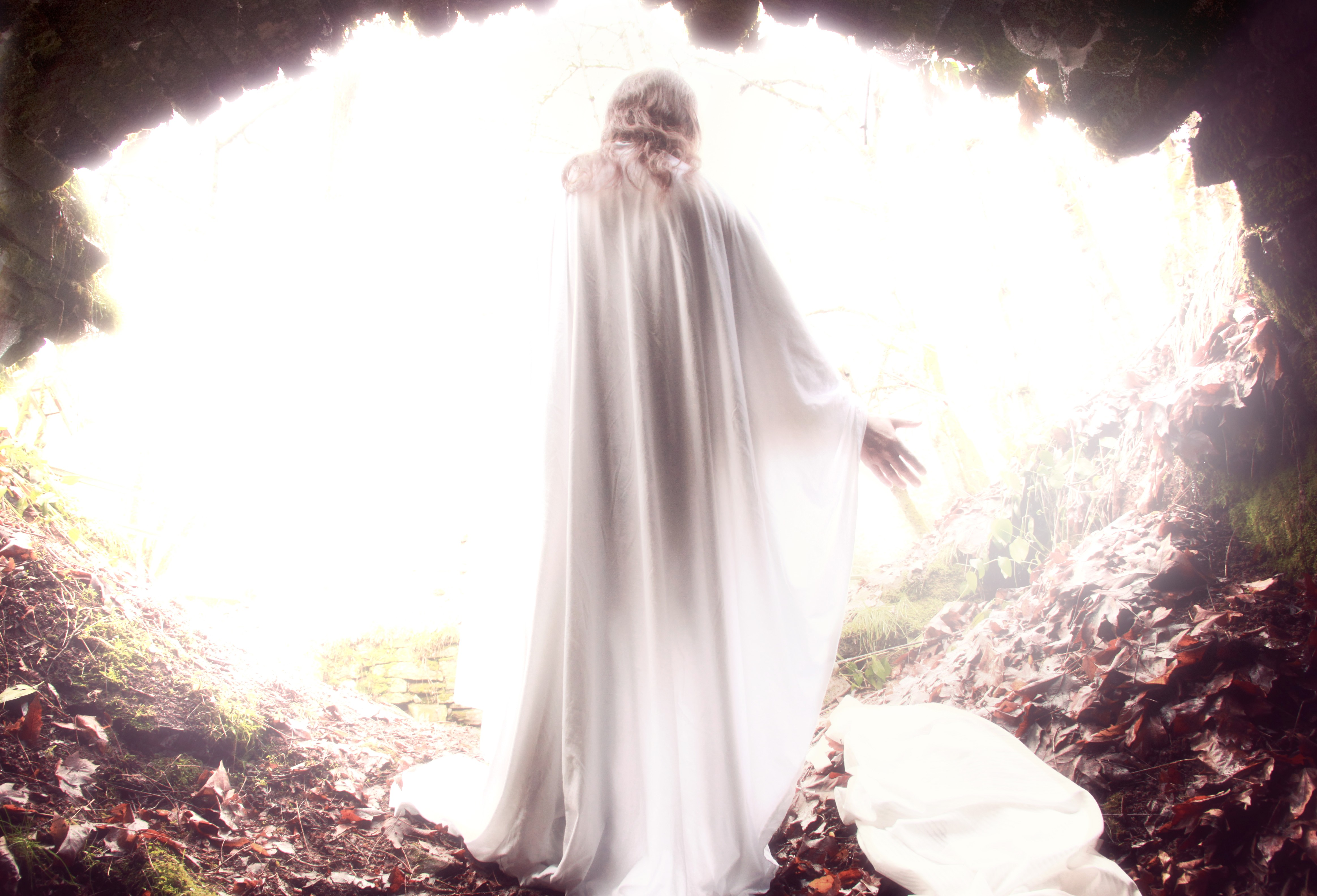 Resurrection Happy Easter Jesus Risen Hd Wallpaper Background 4656x3168