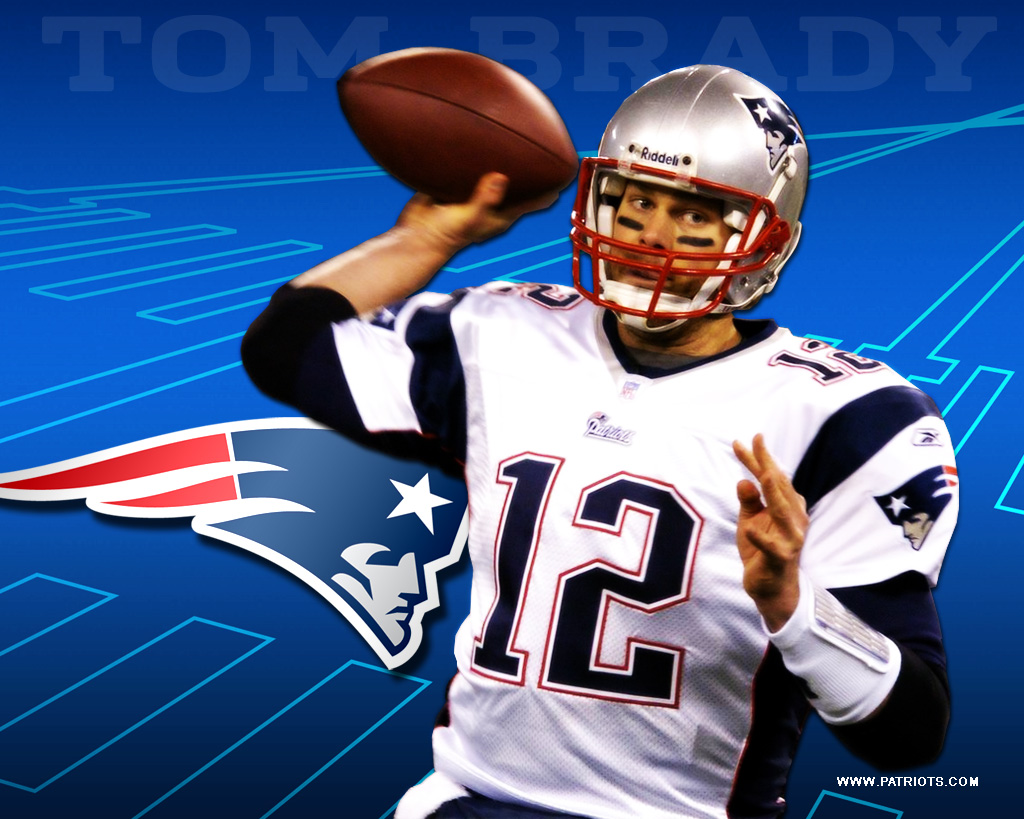 Brady Quinn Wallpaper4 1024x768 01 05 2011 New England Patriots Tom 1024x819