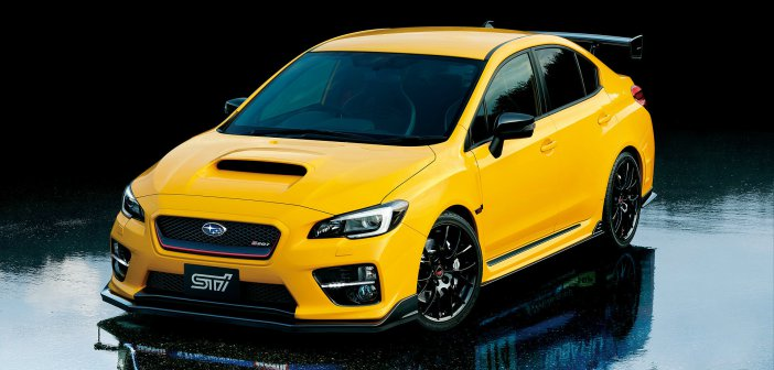 2016 Subaru WRX STI S207 HD wallpaper 702x336