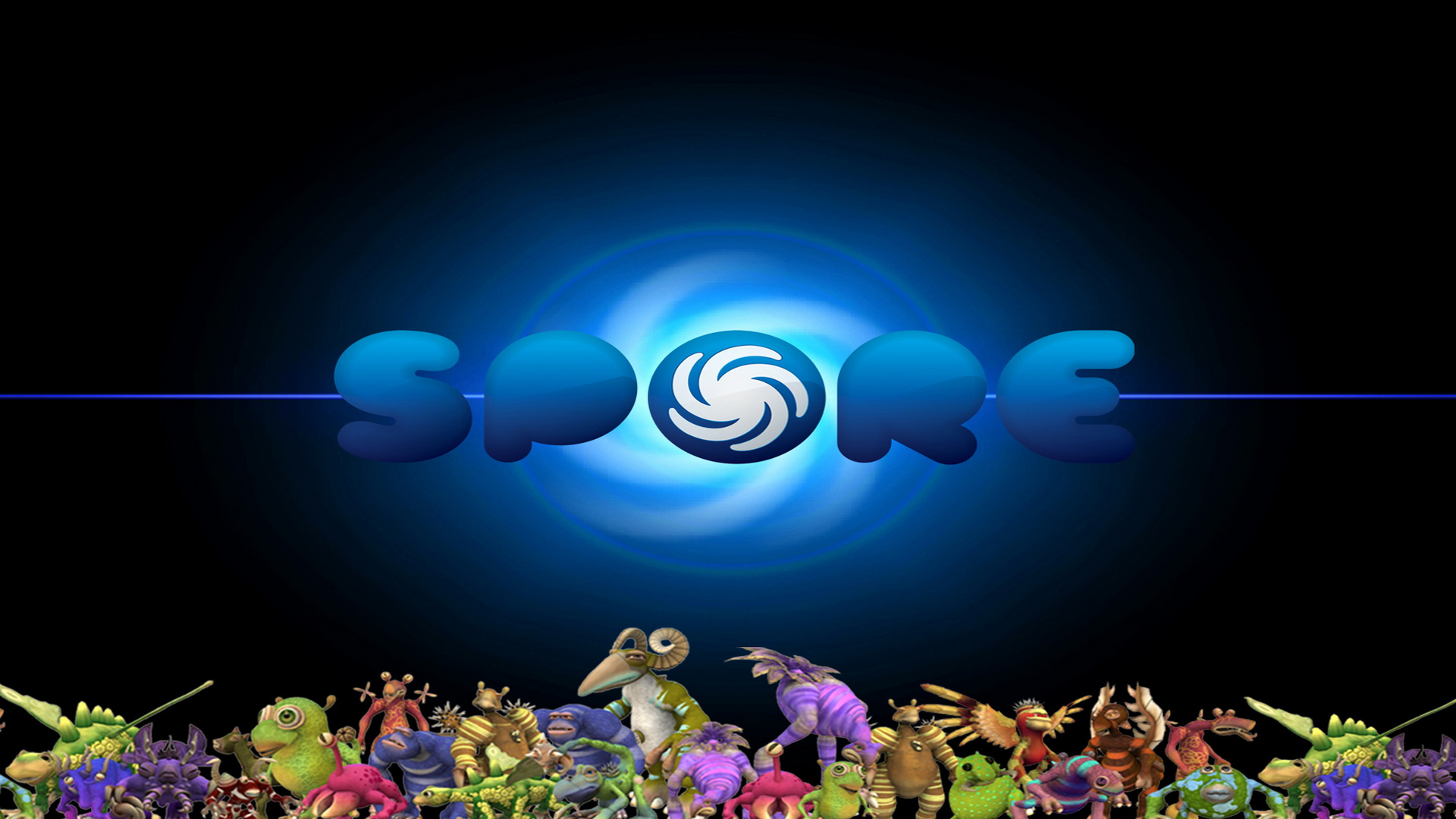 spore pc game HD Wallpapers Games Wallpaper Game HD 1920x1080